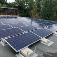 Srinergy helps Congregational Church of Birmingham become Solar Powered!