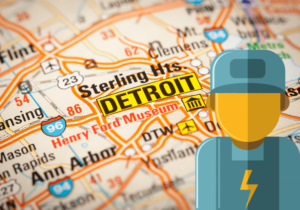 top 10 electricians in Detroit